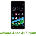 Anee A1 Firmware