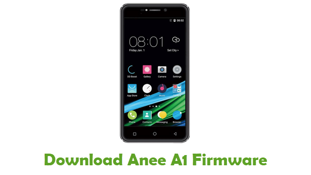 Download Anee A1 Firmware