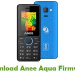 Anee Aqua Firmware