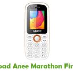 Anee Marathon Firmware