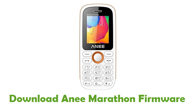 Download Anee Marathon Stock ROM