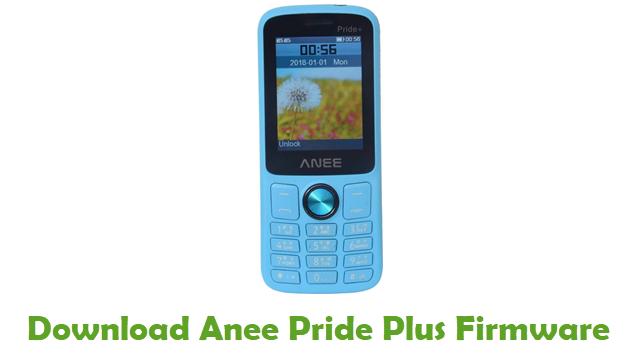 Download Anee Pride Plus Stock ROM