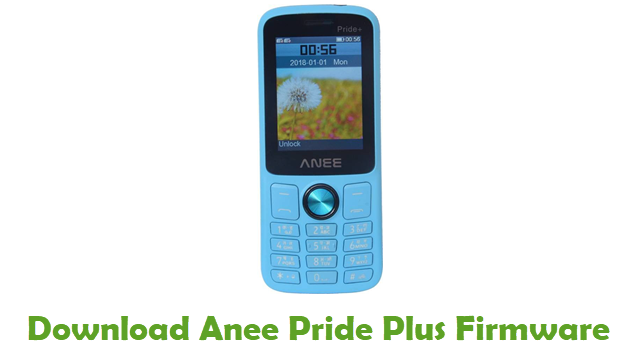 Download Anee Pride Plus Firmware