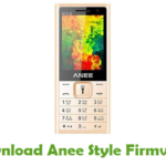 Anee Style Firmware