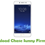 Chase Sunny Firmware
