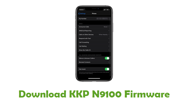Download KKP N9100 Stock ROM