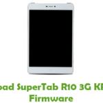 SuperTab R10 3G KRC1009 Firmware