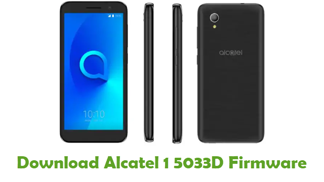 Alcatel 1 5033D Stock ROM
