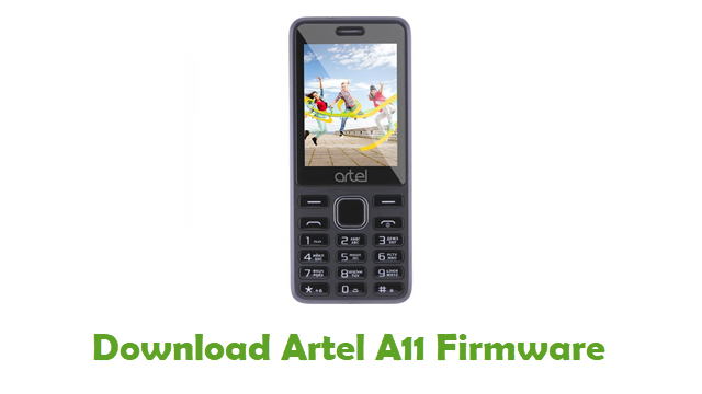 Artel A11 Stock ROM