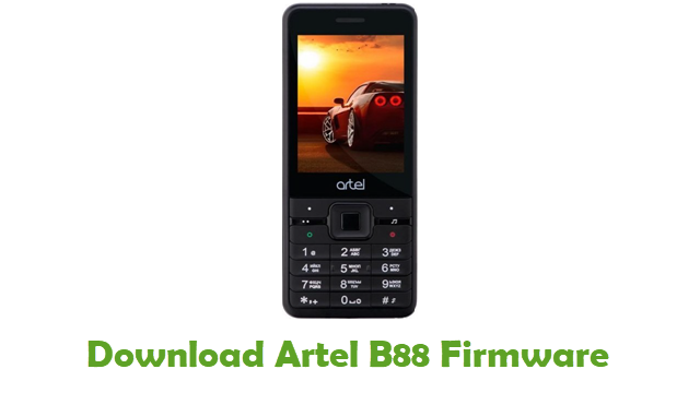 Artel B88 Stock ROM