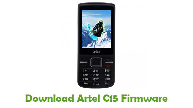 Download Artel C15 Stock ROM