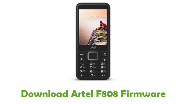 Artel F808 Stock ROM