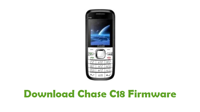 Download Chase C18 Stock ROM