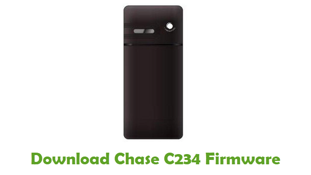 Download Chase C234 Stock ROM