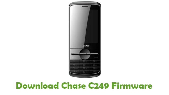 Chase C249 Stock ROM