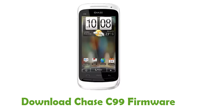 Chase C99 Stock ROM