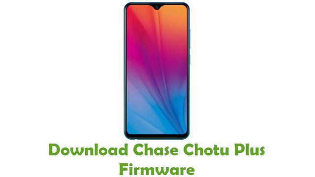 Chase Chotu Plus Stock ROM