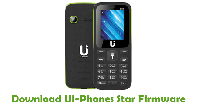 Ui-Phones Star Stock ROM