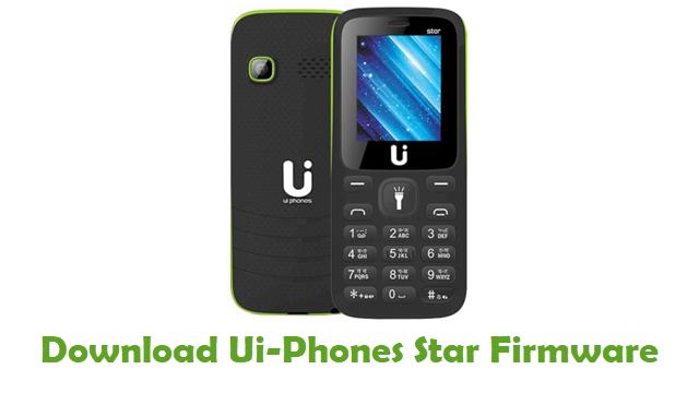 Download Ui-Phones Star Stock ROM