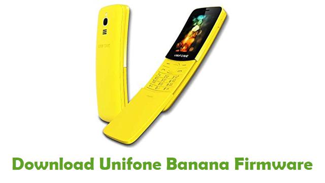 Download Unifone Banana Firmware