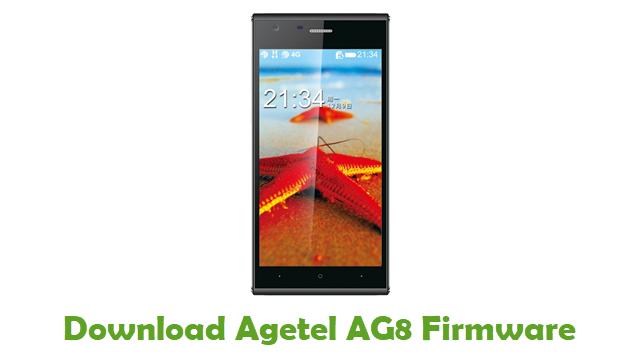 Agetel AG8 Stock ROM
