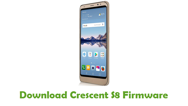 Download Crescent S8 Stock ROM