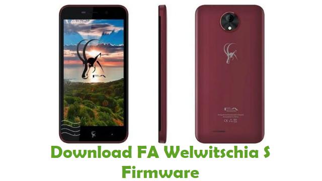 Download FA Welwitschia S Stock ROM