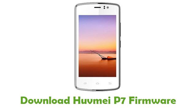 Huvmei P7 Stock ROM