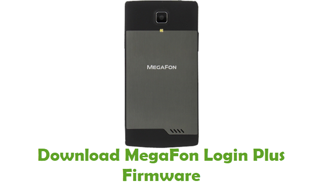 MegaFon Login Plus Stock ROM