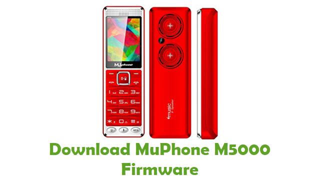 MuPhone M5000 Stock ROM