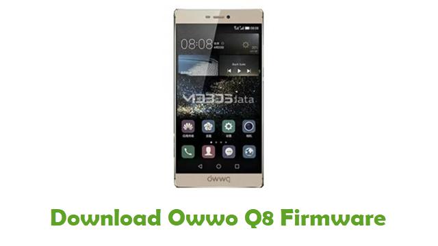 Owwo Q8 Stock ROM