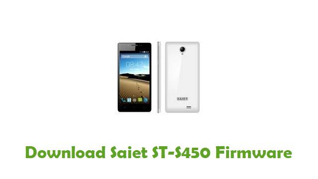 Saiet ST-S450 Stock ROM