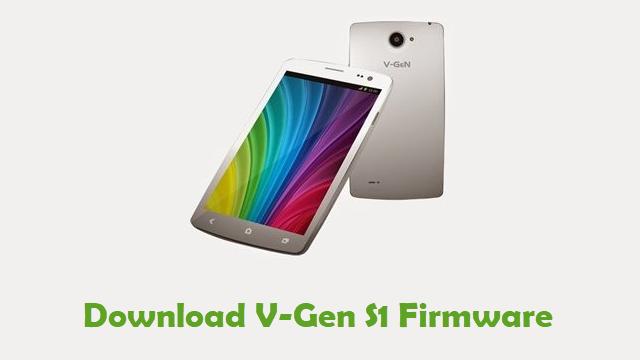 Download V-Gen S1 Stock ROM