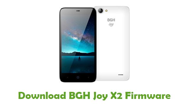 Download BGH Joy X2 Stock ROM