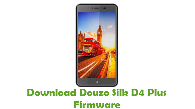 Douzo Silk D4 Plus Stock ROM