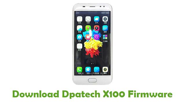Dpatech X100 Stock ROM