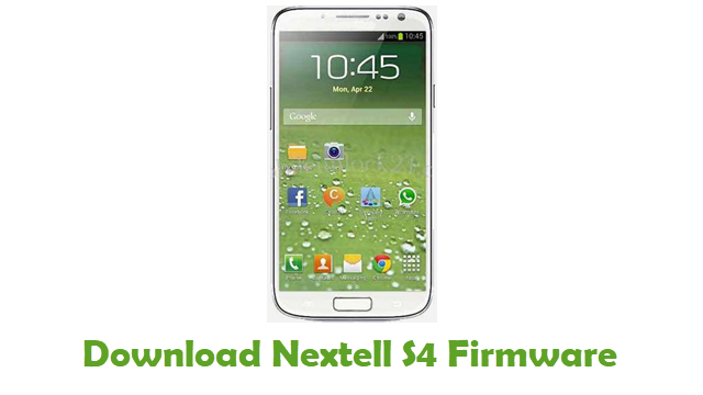 Download Nextell S4 Stock ROM