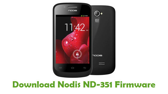 Nodis ND-351 Stock ROM