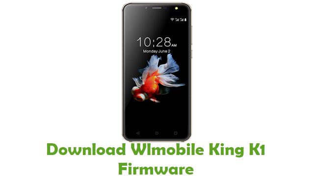 Wlmobile King K1 Stock ROM