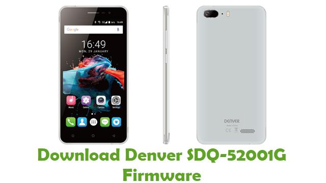 Denver SDQ-52001G Stock ROM