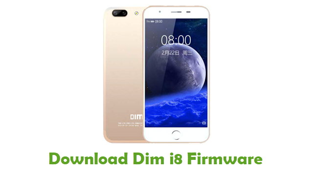 Download Dim i8 Stock ROM