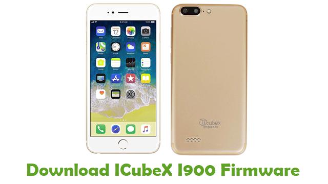 Download ICubeX I900 Stock ROM