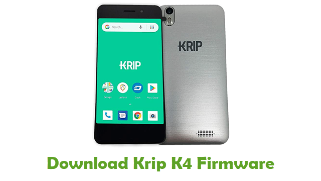 Download Krip K4 Stock ROM