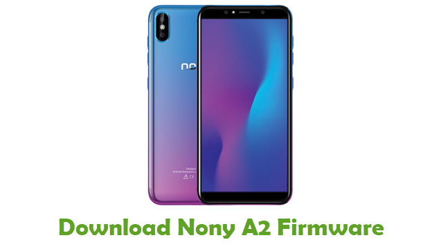 Download Nony A2 Stock ROM