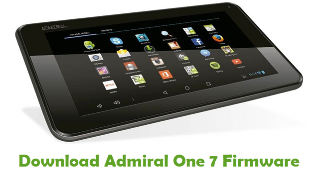 Download Admiral One 7 Stock ROM