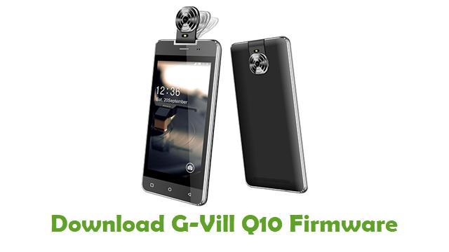 G-Vill Q10 Stock ROM