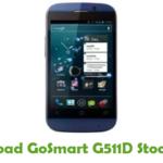 GoSmart G511D Stock ROM