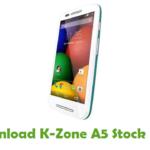 K-Zone A5 Stock ROM