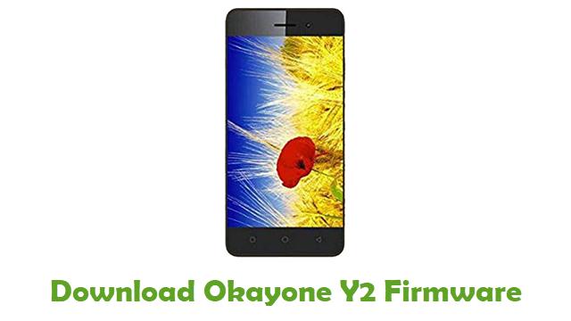 Download Okayone Y2 Stock ROM