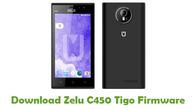 Zelu C450 Tigo Stock ROM